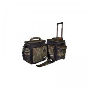 UDG U9679BC/OR - ULTIMATE SLINGBAG TROLLEY SET DELUXE BLACK CAMO