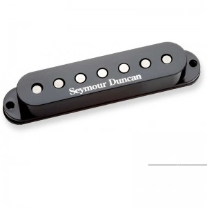 SEYMOUR DUNCAN ITALIA SSL1 VNTG STAGGERED BLK 7STR