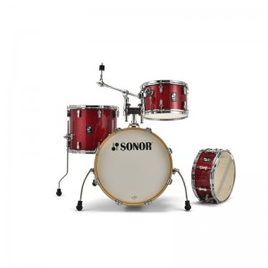 SONOR AQX Jazz Set Red Moon Sparkle