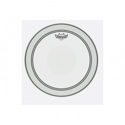 Remo P3-0314-C2  Powerstroke P3 Clear Top Clear Dot 14