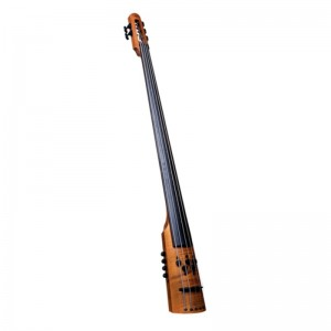 CR Electric Upright Bass 5 Amber Stain