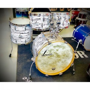 Sonor Vintage Limited Edition 2021 White Oyster