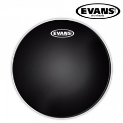 Evans Black Chrome 18