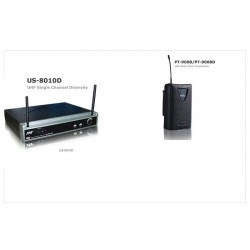 JTS US-8010D/PT900BD Sistema Wireless