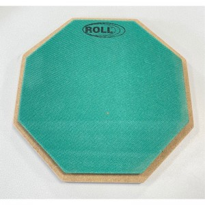 ROLL PAD 6' NAT - GREEN RUBBER