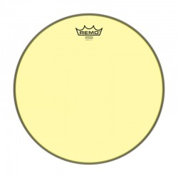 Remo BE-0313-CT-YE Emperor Colortone Pelle da 13 Yellow