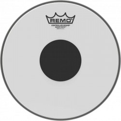 Remo Controlled Sound Smooth White 11