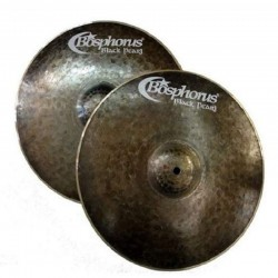 Bosphorus Black Pearl Hi Hat 14 OFFERTISSIMA FINE STOCK!!!