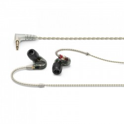 Sennheiser IE 500 PRO Smoky Black Auricolari per In-Ear Monitoring