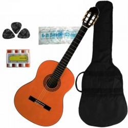 EKO CS-5 pack chitarra classica 3/4 + accessori
