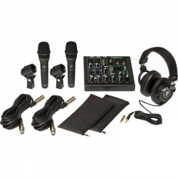 Mackie Performer Bundle  Kit Con Mixer 6 Canali