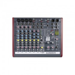 Allen & Heath ZED 10FX MIXER USB 10 CANALI