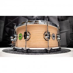DS Drum Mother Nature 14'X6.5' Red Oak Snare
