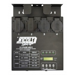 Dimmer luci DMX DCHASE 405 III