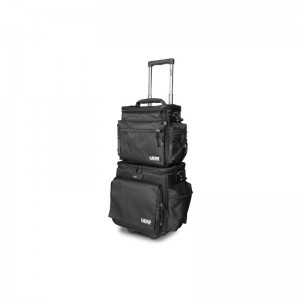 UDG U9679BL/OR - ULTIMATE SLINGBAG TROLLEY SET DELUXE BLACK