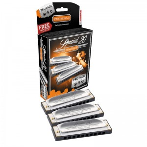 HOHNER SPECIAL 20 PROPACK (C