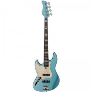 MARCUS MILLER V7 ALDER-4 LEFTHAND (2ND GEN) LAKE PLACID BLUE