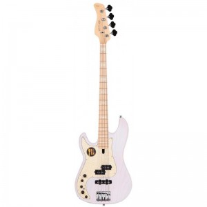 MARCUS MILLER P7 SWAMP ASH-4 LEFTHAND (2ND GEN) WB WHITE BLONDE