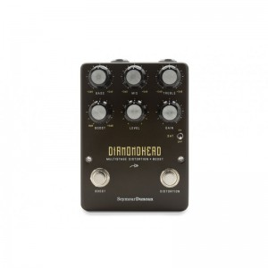 SEYMOUR DUNCAN ITALIA DIAMONDHEAD DISTORTION+ BOOST PEDAL