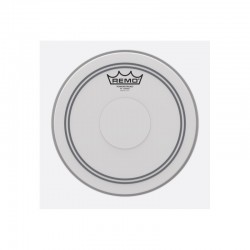 Remo P3-0110-C2 Powerstroke P3 Coated Top Clear Dot 10