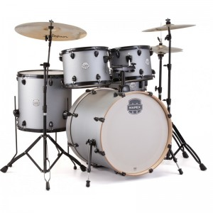 MAPEX IT ST5255BIG STORM STANDARD 5 PEZZI IRON GREY
