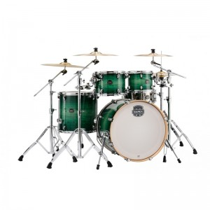 MAPEX IT AR529SFG ARMORY ROCK 5 PEZZI EMERALD BURST