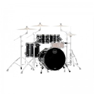 MAPEX IT SE504XMPB SATURN EVOLUTION MAPLE FUSION 4 PEZZI PIANO BLACK