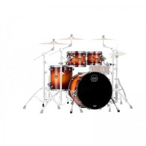MAPEX IT SE529XBPO SATURN EVOLUTION BIRCH ROCK 4 PEZZI EXOTIC SUNBURST