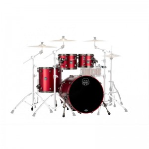 MAPEX IT SE529XMBPA SATURN EVOLUTION MAPLE ROCK 4 PEZZI TUSCAN RED