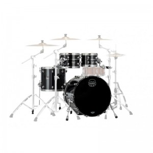 MAPEX IT SE529XMPB SATURN EVOLUTION MAPLE ROCK 4 PEZZI PIANO BLACK